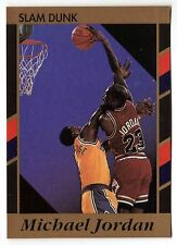 Michael Jordan 1990-91 Best of the Best NBA Playoff Record Basketball Card