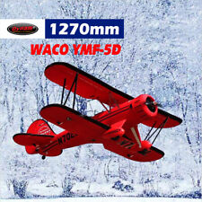 Dynam Waco Red 1270mm Wingspan - PNP