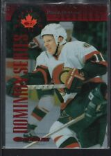 DANIEL ALFREDSSON 1997/98 DONRUSS CANADIAN ICE #112 DOMINION SENATORS SP#150/150