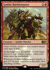 Goblin rabblemaster foil | nm | buy a box Promo | Magic mtg