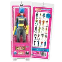 12 Inch Retro DC Comics Action Figures Series: Batgirl [Removable Cowl]