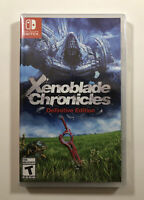 Xenoblade Chronicles Definitive Edition (Nintendo Switch, 2020) NEW - Fast Ship