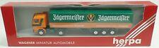 HERPA Nr.822008 Scania 142 E Pritschen-SZ 'Jägermeister' - OVP