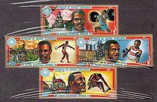 Guinea Ecuatorial juegos Olimpicos de Munich año 1972 (DF-101)