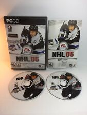 PC CD-ROM NHL 06 ( PC Game )