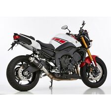 "YAMAHA FZ 8 /Fazer HURRIC Ersatzdämpfer ""SUPERSPORT"" EG/BE Black Edition-End"