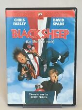 DVD Chris Farley BLACK SHEEP David Spade Gary Busey cult comedy WS Cdn OOP R1