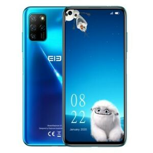 TOP!! ELEPHONE U5 Android 10 Smartphone4GB+128GB 48MP Octa Core Dual Sim
