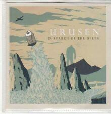 (DD920) Urusen, In Search Of The Delta - 2012 DJ CD