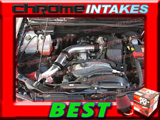 K&N+BLACK RED 07-12 CHEVY COLORADO/CANYON/HUMMER H3 H3T 2.9L COLD AIR INTAKE KIT