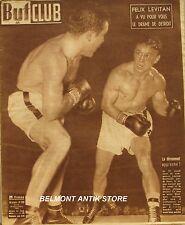 But et Club n°259 du 18 septembre 1950 - L.Dauthuille - Felix Levitan - Blomme