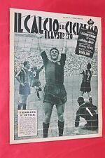 Rivista Sportiva IL CALCIO e il CICLISMO ILLUSTRATO Anno 1958 N°41 BARISON