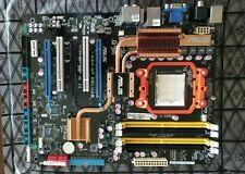 Asus M3N-HT Deluxe/HDMI Socket AM2 / AM2+ MotherBoard - *nforce 780a Tri SLI