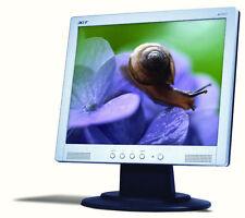 MONITOR PC Video Usato Schermo LCD Di Varie Marche! Vero AFFARE!!