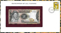 Banknotes of all Nations Swaziland 1974 2 Emalangeni P 2a UNC Prefix C