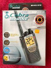 VHF marine portable Cobra - NEUVE !