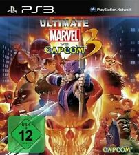 Sony PlayStation ps3 3 juego *** Ultimate Marvel vs. Capcom 3 *** nuevo * New