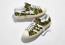 Adidas Bape Camo Superstar UK 9