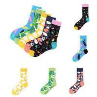 Bunte Mann Frauen in den Flut Socken Osterei Reihen personalisierten Socken