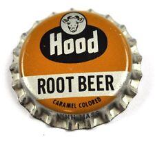 Vintage Hood Root Beer Soda bière Capsules USA Bottle Cap korkdichtung vache
