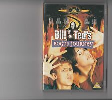 BILL AND TED'S BOGUS JOURNEY DVD KEANU REEVES