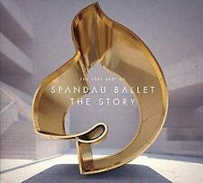 Spandau Ballet - Spandau Ballet ''The Story'' The Very Best Of (Deluxe (NEW 2CD)
