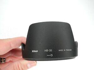 Nikon HB-35 Camera Lens Hood for AF-S 18-200mm f/3.5-5.6G IF ED VR I & II