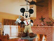 Disney Mickey Mouse Ceiling Fan Pull Light Lamp Chain Decor K1116