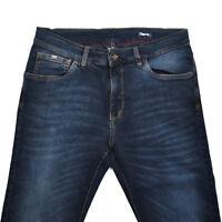 ENGBERS - Jeans 26640 Hose regular Saphirblau STRETCH Denim SLIM FIT Gr.40/32=56