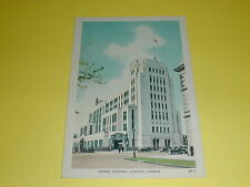 Federal Building London Ontario Canada Postcard