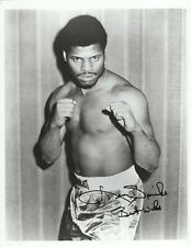 Leon Spinks Boxer Signed 8x10 Glossy Photo PSA Authenticated