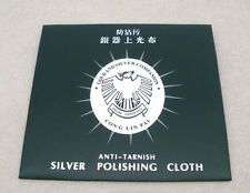 10pcs Silver Jewellery Polishing Cleaner Cloth #22761