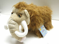 NEW Ganz Webkinz adopt a pet Wooly Mammoth stuffed plush toy virtual pets dinos