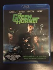 THE GREEN HORNET Bluray calabrone verde superhero SONY 2011 rogen chou diaz