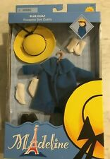 Madeline & Friends Blue Coat Poseable Doll Outfit 8inch - Learning Curve Nib