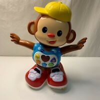 VTech Chase Me Casey Interactive Monkey Talks Dance Moves Music Lights Up Works