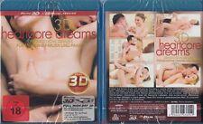 Heartcore Dreams 3D [3D - Blu-ray] Erotic Real 3D * NEU & OVP *