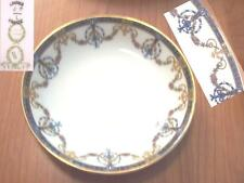 Jean Pouyat Limoges France Small Dessert Bowl Blue Gold Multiple Available poy94