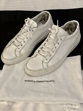 Woman Common Projects Achilles Low Sneaker White