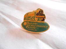 Vintage Historic Transportation Centre Cloverdale BC Canada Souvenir Pin
