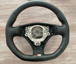 Audi Flat Bottom Steering Wheel B6 S4