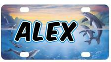 UNDER THE SEA MINI LICENSE PLATE Nautical Any Name Personalized Kids Bicycles