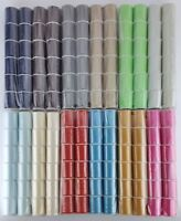 Wholesale Lot 144 Spools ALL PURPOSE THREAD 100% Polyester 12 each of 12 colors