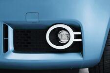 Genuine Suzuki IGNIS Front Fog Light Lamp Bezel Trim Set WHITE 990E0-99060-R05