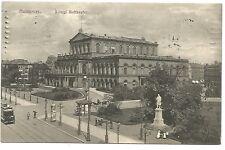Hannover **Königl. Hoftheater *Strassenbahn 1918