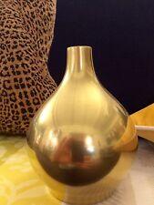 Tropfenvase Gold Reichenbach 14 cm