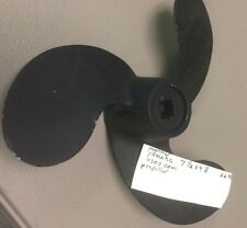"""USED MARINER YAMAHA OUTBOARD OEM PROPELLOR, 7 1/2"""" X 4"""