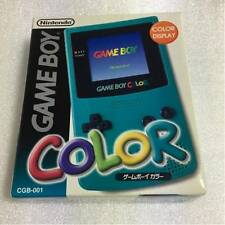 NEW Gameboy Color Blue Console GB Japan *RARE COLLECTORS ITEM - SUPER SALE*