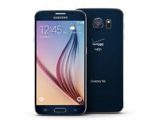 Samsung Galaxy S6 G920V - 32GB - Black (Verizon) Smartphone Unlocked A