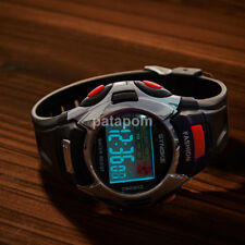 Backlight Multifunction Waterproof Digital Sport Wrist Watch For Kid Boy Girl UK